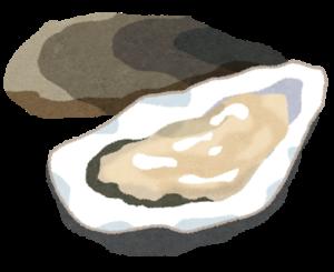 脱毛症食品牡蠣